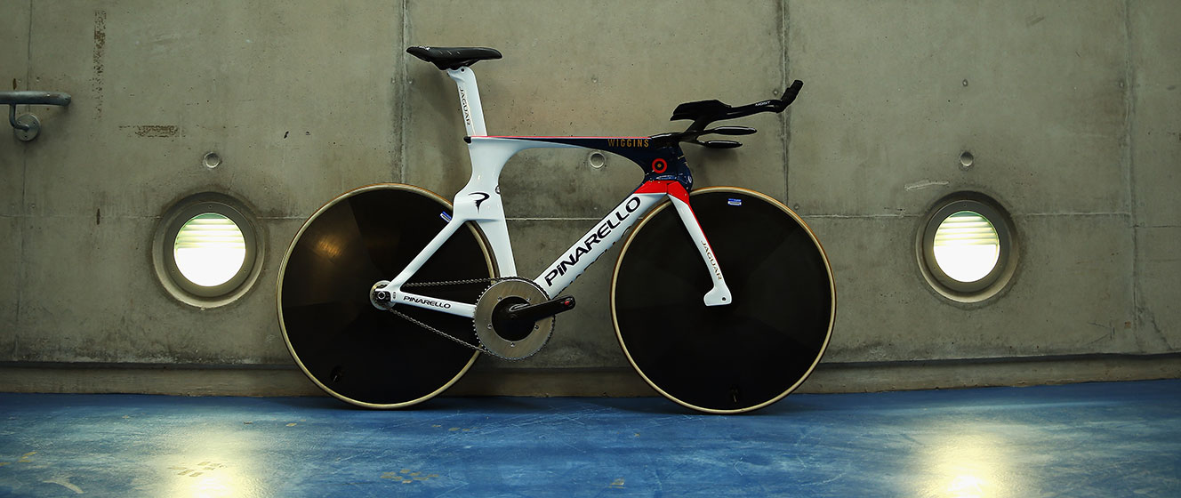 BOLIDE HR - THE HOUR WORLD RECORD BIKE