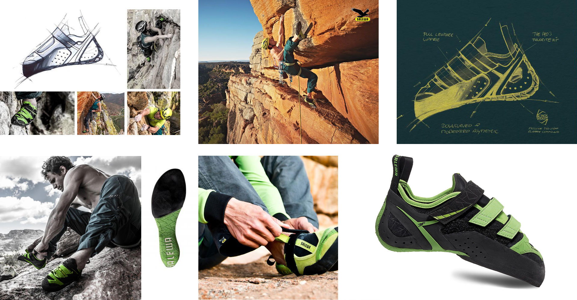 CUBE Climbing Shoes