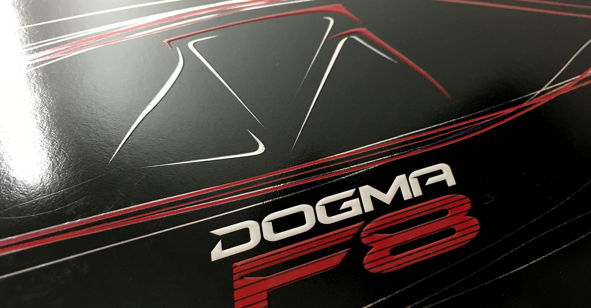 DOGMA F8 world premiere