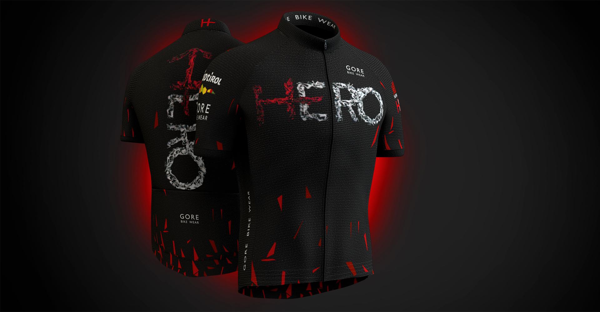 HERO Jersey 2016